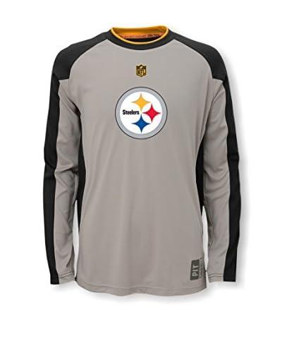 NFL Kid's Steelers Covert Long Sleeve Top