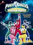 echange, troc Power Rangers - Time Force - Complete Season [Import allemand]