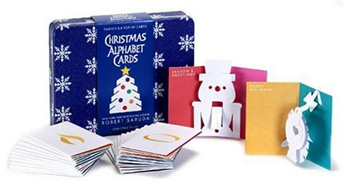 The Christmas Alphabet: Collectible Tin Set
