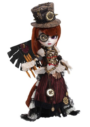 Pullip Dolls Steampunk 2nd Eclipse Aurora Fashion Doll