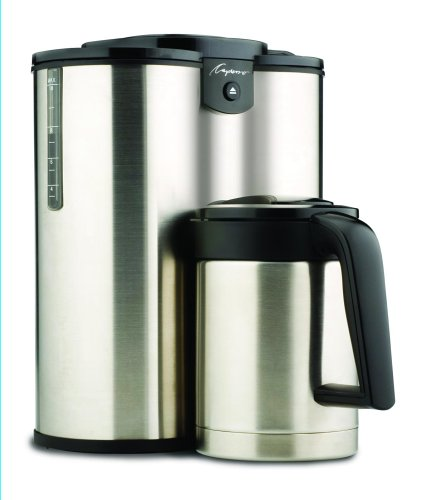 Capresso 490.05 ST600 Stainless Thermal Coffeemaker