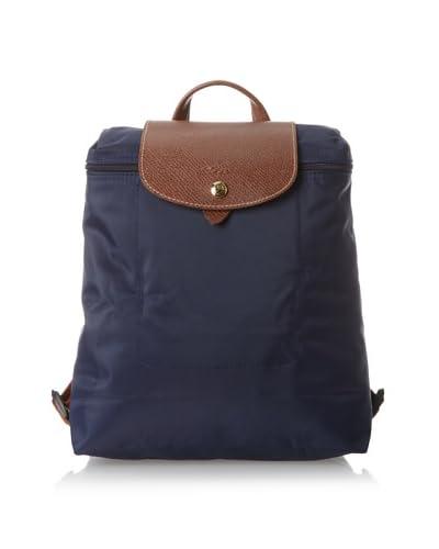 Longchamp Women's Le Pliage Backpack, Navy