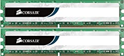Corsair 8GB (2x4GB)  DDR3 1333 MHz (PC3 10666) Desktop Memory (CMV8GX3M2A1333C9)