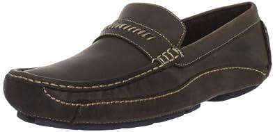 亚马逊美国_Clarks Girards Slip-On 男款开车鞋
