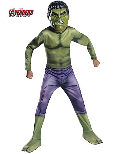 Avengers 2 Hulk Costume for Kids