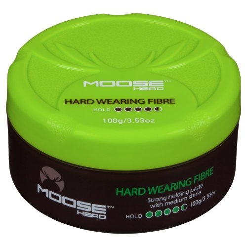 Moosehead Hard Wearing Hair Styling Fibre 100g