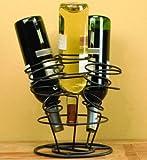 Tripar 5 Place Metal Tabletop Wine Rack
