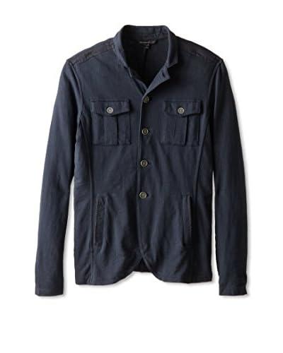 John Varvatos Star USA Men's Knit Blazer