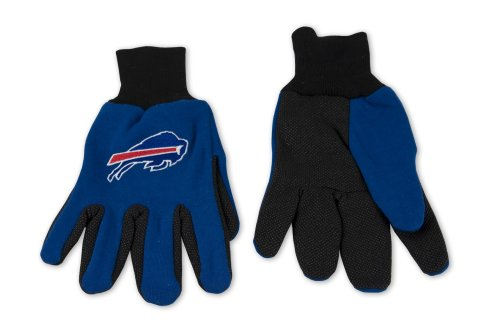 NFL Buffalo Bills Two-Tone Gloves at Amazon.com