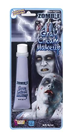 Forum Novelties Zombie Grey Makeup Tube