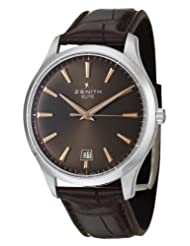 Zenith Captain Central Second Men's Automatic Watch 03-2020-670-76-C498