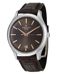 Zenith Captain Central Second Men's Automatic Watch 03-2020-670-76-C498