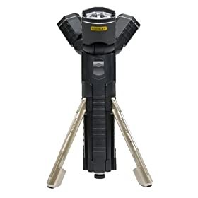 Stanley 95-155 3-in-1 Tripod LED Flashlight