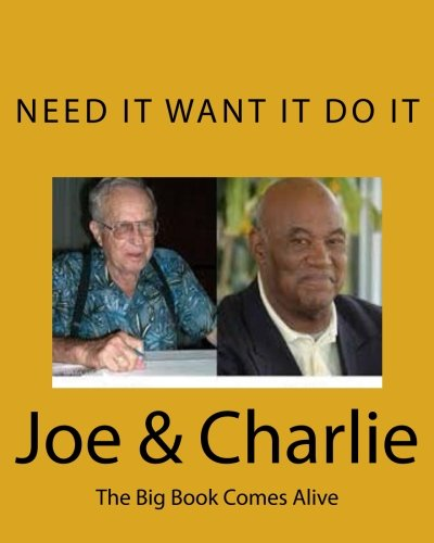 Joe & Charlie: The Big Book Comes Alive (Big Book Alcoholics Anonymous compare prices)