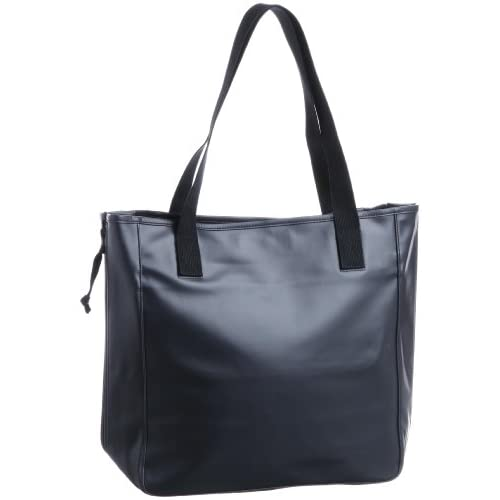 (ビージルシヨシダ)B印 YOSHIDA LUGGAGE LABEL×B印 YOSHIDA ANONYMOUS TOTE BAG 34611187049 19 (BLACK/ONE SIZE)