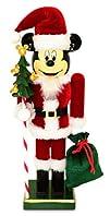 Disney Parks Santa Mickey Mouse Nutcr…