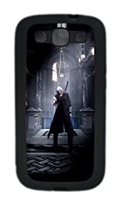 Devil May Cry Custom Design Samsung Galaxy S3 Case Cover - TPU - Black