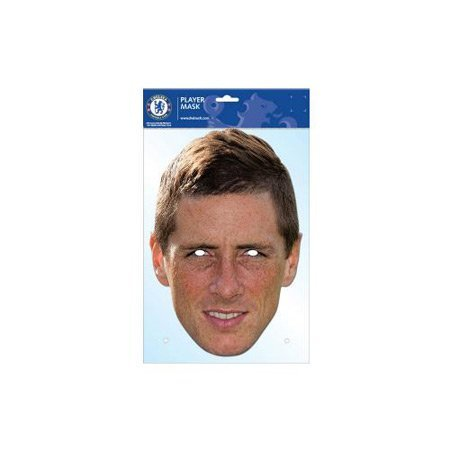 Chelsea FC - Fernando Torres Gesichtsmaske - Offizielle Chelsea FC Ware