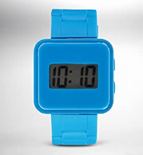 Square Face Digital Watch