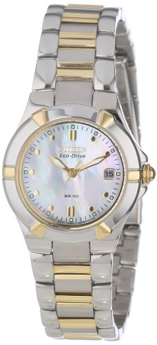 Cheap  Citizen Women\'s EW1534-57D Eco-Drive Riva Two-Tone Watch Cheap Price Today