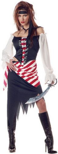 Female Pirate Outfit