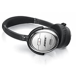 Bose QuietComfort Noise Cancelling Over-Ear Headphones