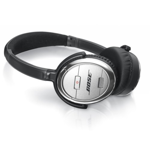 Bose discount duty free Bose QuietComfort 3 Acoustic Noise Cancelling Headphones (Discontinued by Manufacturer)