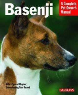 Barrons Books Basenji Pet Owner Manual