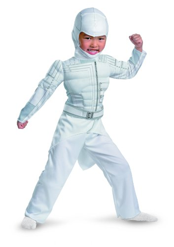 G.i Joe Retaliation Storm Shadow Toddler Muscle Costume