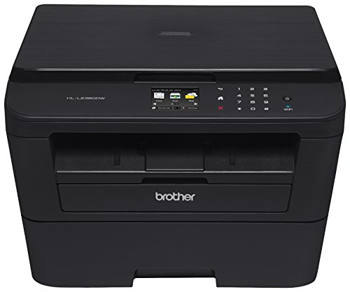 Brother HL-L2380DW Wireless Monochrome Laser