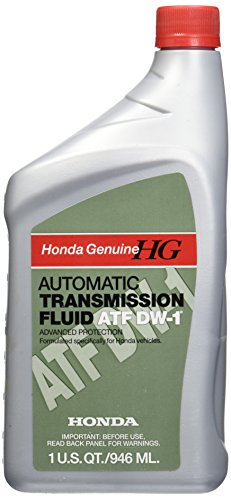 Honda DW-1 Automatic Transmission Fluid, 1 quart, Pack of 12 (1999 Honda Civic Atf Fluid compare prices)