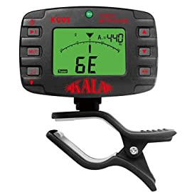 KALA CLIP ON TUNER W/ METRONOME