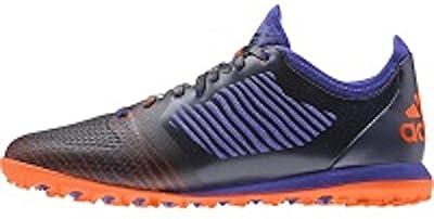 adidas X 15.1 CG Turf Soccer Shoes (Navy, Orange)