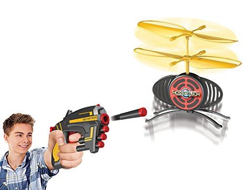 Giochi-Preziosi-Hovertech-Battle-Fx-Drone-Volante-Completo-di-Bersaglio-con-1-Pistola-e-3-Dardi