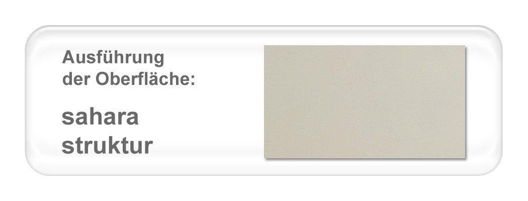 hochwertiges Metallbett Weda, verschiedene Varianten, Bettgestell Jugendbett Doppelbett Singelbett Ehebett, Liegefläche:160 x 200 cm;Farben:sahara struktur