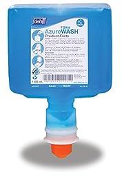 1200 ml Liter DEB Azure Foam TF Touch-Free Mild Foam Soap