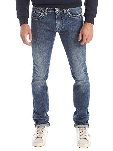 Gas 351152 Jeans Uomo Blu 32