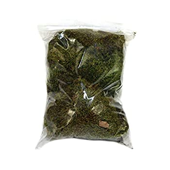 Dried Sheet Moss (1 Gallon Bag)