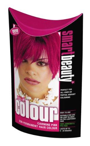 smart-farbe-semi-permanenten-carmine-pink-hair-dye