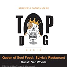 Queen of Soul Food: Sylvia's Restaurant  by Ron Thomas Narrated by Marian Burnbaum, Van Woods
