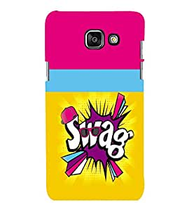 printtech Funky Back Case Cover for Samsung Galaxy A3 2016 Edition