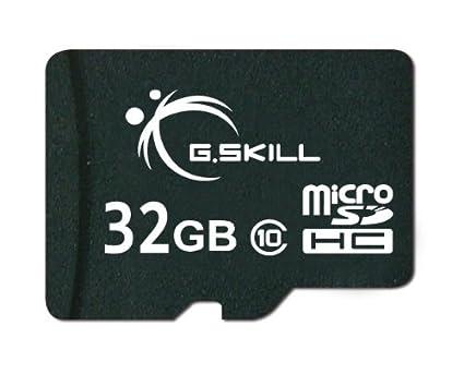 G.Skill microSDHC