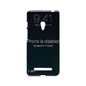 BLUEDIO Designer Printed Back case cover for Asus Zenfone 5 - G6235