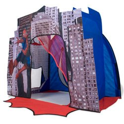 Spider-Man III Play Around  sc 1 st  The Best Playhouse Store & Fabric playhouses and tents | The Best Playhouse Store