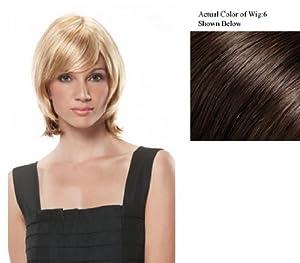 Alicia Monofilament Wig by Jon Renau - Color 6