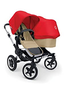 Bugaboo Donkey Stroller Duo Extension Kit, Sand
