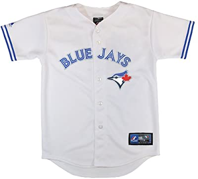 MLB Youth Toronto Blue Jays Replica Jersey, White