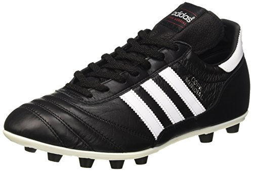 adidas - Copa Mundial, Scarpe da calcio da uomo, Nero(Black/Running White), 43 1/3