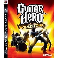 Guitar Hero: World Tour - Game