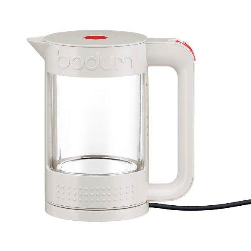Bodum BISTRO Wasserkocher doppelwandig 1.1L cremefarben
